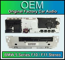 BMW 5 Series F10 F11, CD player stereo, Alpine AL2555 CHAMP 2 radio headunit