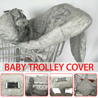 Baby Trolley Seat Cover High Chair Protective Soft Filled Mat Pad Kid  N