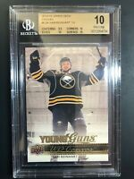 2014-15 Upper Deck Sam Reinhart Young Guns Canvas Rookie BGS 10 Pristine