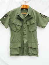 Coat man's combat - Jungle tropical jacket - Medium regular - 1968 Vietnam war