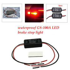 2× 48.5 x 27.5 x 14MM Car Truck LED Brake Stop Light Flash Strobe Flasher Module