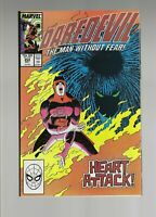Daredevil #254 (Marvel 1988) NM 9.4, Origin & 1st Appearance of Typhoid Mary