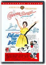 Follow The Boys DVD New Connie Francis Paula Prentiss Dany Robin Russ Tamblyn