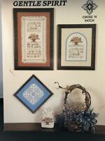 Gentle Spirit Cross Stitch Sampler Pattern Leaflet - Cross 'N Patch