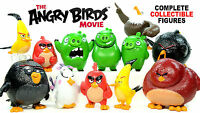 ANGRY BIRDS SPEEDSTERS/COLLECTIBLES FIGURES CHUCK TERENCE RED BOMB
