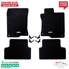 GENUINE HONDA ACCORD RHD DRIVERS FLOOR MAT 2009-2014