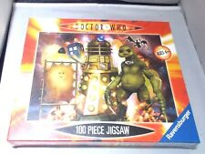 Ravensburger-BBC Dr Who- 100 Piece Jigsaw Puzzle NEW