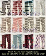 Polycotton Bedroom Curtains & Blinds