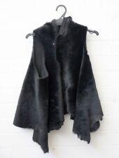 Claude Maus sherling 100% lambs fur vest