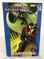 Ultimate Spider-Man Vol 14 Warriors Col #79-85 Marvel Comics TPB Paperback New
