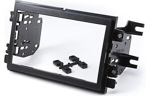 Metra 95-5812 Double DIN Dash Kit for Select 2004-2011 Ford Installation Stereo