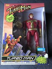 New listing Funko Movies Turbo Man Jingle All The Way Action Figure Collectible Toy New