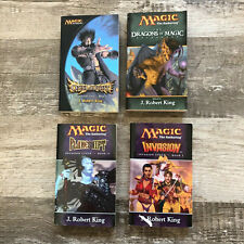 MTG Books Invasion Cycle Onslaught 1 (Magic the Gathering Novels) J. Robert King