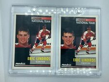 1991-92 Pinnacle Eric Lindros & Pavel Bure Rookie Cards + MORE!