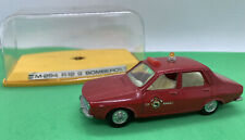 Renault 12 S Bomberos ref. 294 metal Auto-Pilen The Fire Chief scale 1/43 Spain