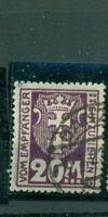 Danzig, Wappen Nr. P 14 gestempelt  Inflageprüft