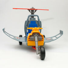 Vintage 1986 Kenner The Real Ghostbusters ECTO 2 Helicopter with Trigger Action