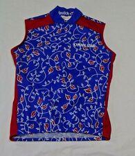 Pearl izumi, Lipstick, woman's cycling jersey, Sleeveless, Purple/Red,3/4 zip, S