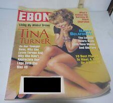 "Tina Turner Usa. Magazine ""Ebony"" on Cover 1996 + Harry Belafonte/Rock & Pop>Art"
