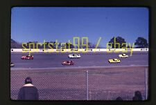Ferrari/Camaro/Porsche @ 1973 Daytona 24 Hours - Vintage 35mm Race Slide