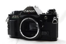 Canon AE-1 Program 35mm SLR MF Film Camera Black Japan #2153