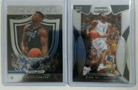 Zion Williamson ROOKIE Lot (2) PANINI PRIZM  DRAFT PICKS RC #1 Crusade mint hot