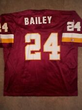 *IRREGULAR* Washington Redskins CHAMP BAILEY Jersey Adult MENS/MEN'S (XXL-2XL)