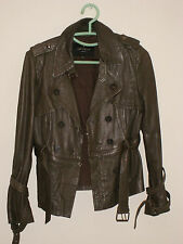 AllSaints Button Leather Coats & Jackets for Women