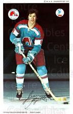 1972-73 Quebec Nordiques Postcards #18 Jean Payette