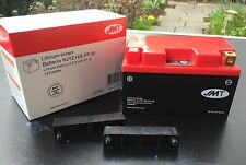 Batterie Lithium-ion HJTZ14S-FP,BMW S1000RR,ABS,année fab. 09-11,YTZ12S,YTZ14S