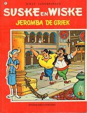 SUSKE EN WISKE 072 - JEROMBA DE GRIEK