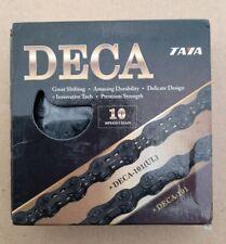 TAYA Deca-101 Black 10 Speed Chain.