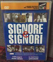 Signore e Signori DVD Editoriale Pietro Germi Come Foto N