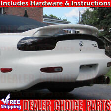 1993 1994 1995 MAZDA RX7 RX-7 Factory Style Spoiler Wing UNPAINTED