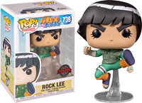 Rock Lee Naruto Shippuden Funko Pop Vinyl New in Box