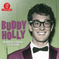 Buddy Holly : The Absolutely Essential Collection CD 3 discs (2016) ***NEW***