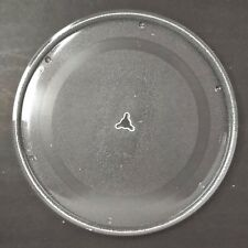 """Clear Turntable Plate Microwave Oven Round Replacement Glass 14 1/8""""  13"""