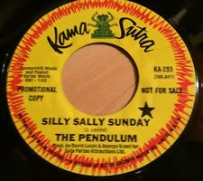 The Pendulum 45 Silly Sally Sunday / I Do You  KAMA SUTRA #253 PROMO  EX