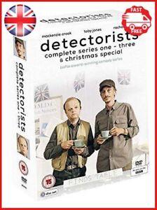 Detectorists - Series 1-3 + '15 Xmas Special Box Set DVD