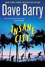 Insane City - VeryGood - Barry, Dave - Hardcover