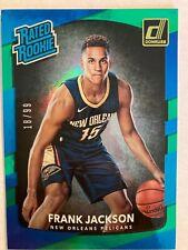 2017-18 Donruss RR FRANK JACKSON Holo Laser Green RC NBA Basketball Card #170