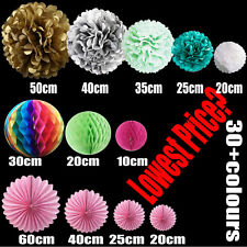 tissue paper pom poms for baby living room party wedding decoration home pompoms