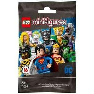 LEGO Minifigures DC COMIC SUPER HEROES Series 71026 Pick / Choose