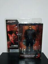 McFARLANE TERMINATOR 3 RISE OF THE MACHINES T-850  ACTION FIGURE 2003 ***RARO***