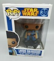 Funko Star Wars Lando Calrissian #30 Blue Box Vaulted 1st Run  JJL110705