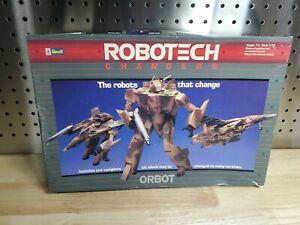 1984 ROBOTECH CHANGERS ORBOT REVELL PLASTIC MODEL KIT 1/72 SCALE
