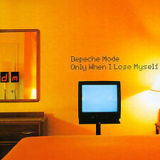 DEPECHE MODE - ONLY WHEN I LOSE MYSELF, PT. 2 [UK] [SINGLE] NEW CD