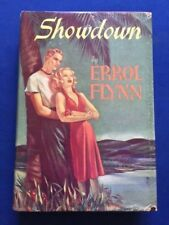 SHOWDOWN - FIRST EDITION BY ERROL FLYNN