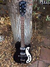 Jay Turser /JT 1423 Black / JTone Series / '60s Silvertone Style electric guitar