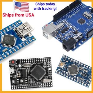 Arduino Compatible Boards - UNO, Nano, Mega, Pro-Mini, Wi-Fi - In stock, USA